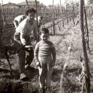 Foto nonno riserva cascina